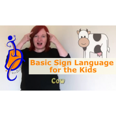 Basic Sign Language for Children - Part 1 & 2