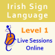 Live Sessions Online for Level 1 Continuing