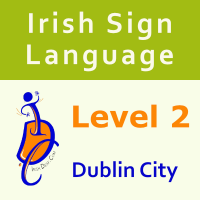 ISL Level 2 including three exams (24 weeks) (Dublin City)