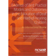 Evidence of Best Practice Models