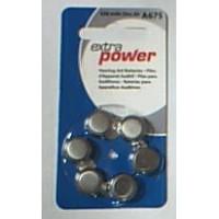 Hearing Aid Batteries - Blue/675