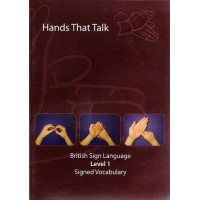 British Sign Language Level 1 Signed Vocabulary