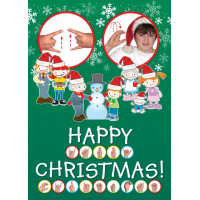 Cathal Can Sign Christmas Card Pack of 5