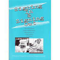 Signing In and Signing Out book