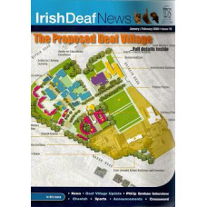 Irish Deaf News magazine - Issue 19