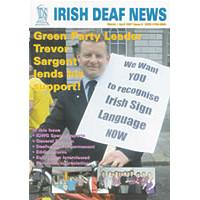 Irish Deaf News magazine - Issue 8