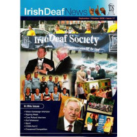 Irish Deaf News magazine - Issue 17