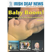 Irish Deaf News magazine - Issue 7