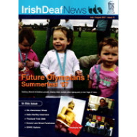 Irish Deaf News magazine - Issue 10