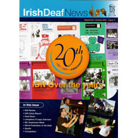 Irish Deaf News magazine - Issue 11