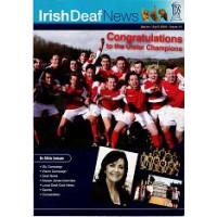 Irish Deaf News magazine - Issue 14