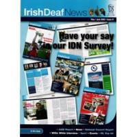 Irish Deaf News magazine - Issue 21