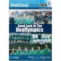 Irish Deaf News magazine - Issue 22