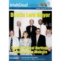 Irish Deaf News magazine - Issue 23
