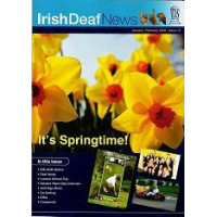 Irish Deaf News magazine - Issue 13