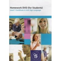 Homework DVD for Students - Level 1 ISL