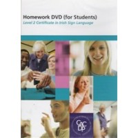 Homework DVD for Students - Level 2 ISL