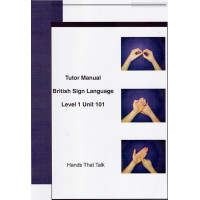 Tutor Manual BSL Level 1 Unit 101