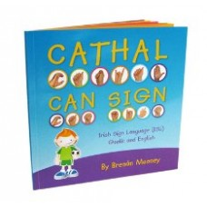 Cathal Can Sign Book