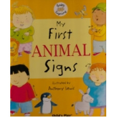 My First Animal Signs - BSL