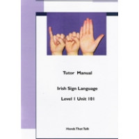 Tutor Manual Level One Unit 101