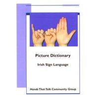 ISL Picture Dictionary Book - DAMAGED