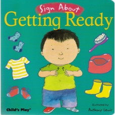 Sign About - Getting Ready BSL