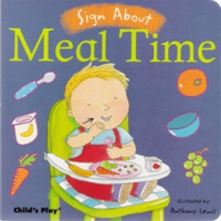 Sign About - Meal Time BSL