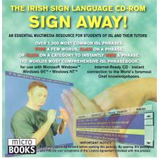 The Irish Sign Language CD Rom Sign Away!