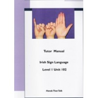 Tutor Manual Level One Unit 102